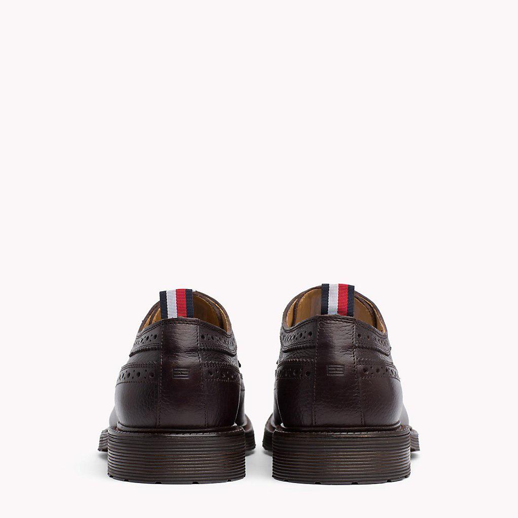 Tommy Hilfiger Classic Leather Brogues