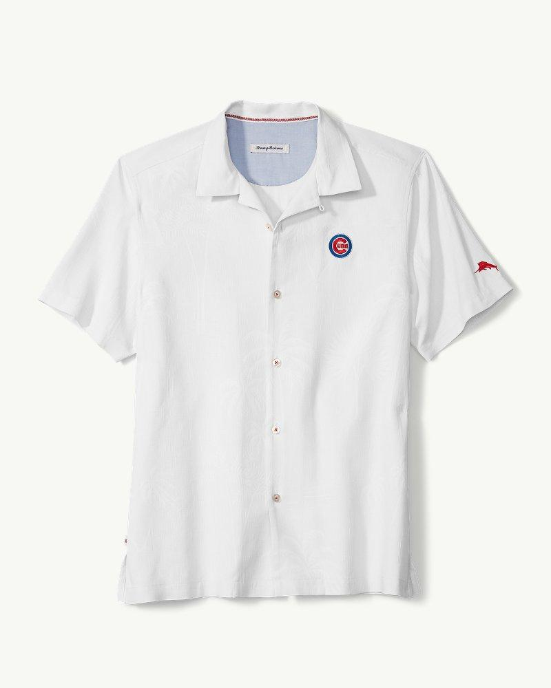 Lyst - Tommy Bahama Mlb® Cubs® Bases Loaded Camp Shirt in White for Men 574c3dffc
