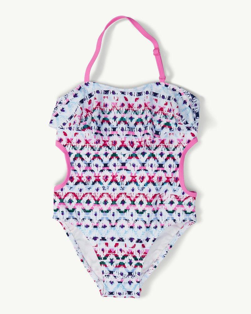 8291adff40 Tommy Bahama. Women's Little Girls' Ikat One-piece Swimsuit