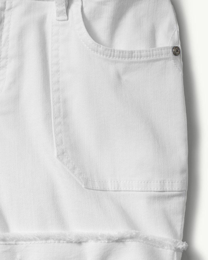 7e96a78d177 Lyst - Tommy Bahama Ana 4-inch Twill Utility Shorts in White