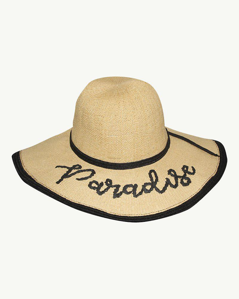 Lyst - Tommy Bahama Paradise Beach Hat in Natural d23c7e7faa2