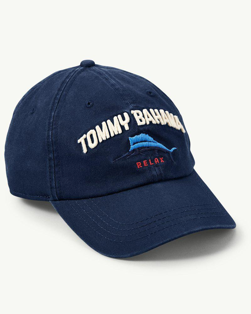 Lyst - Tommy Bahama Aruba Relaxer Cap in Blue for Men a877554f2dc