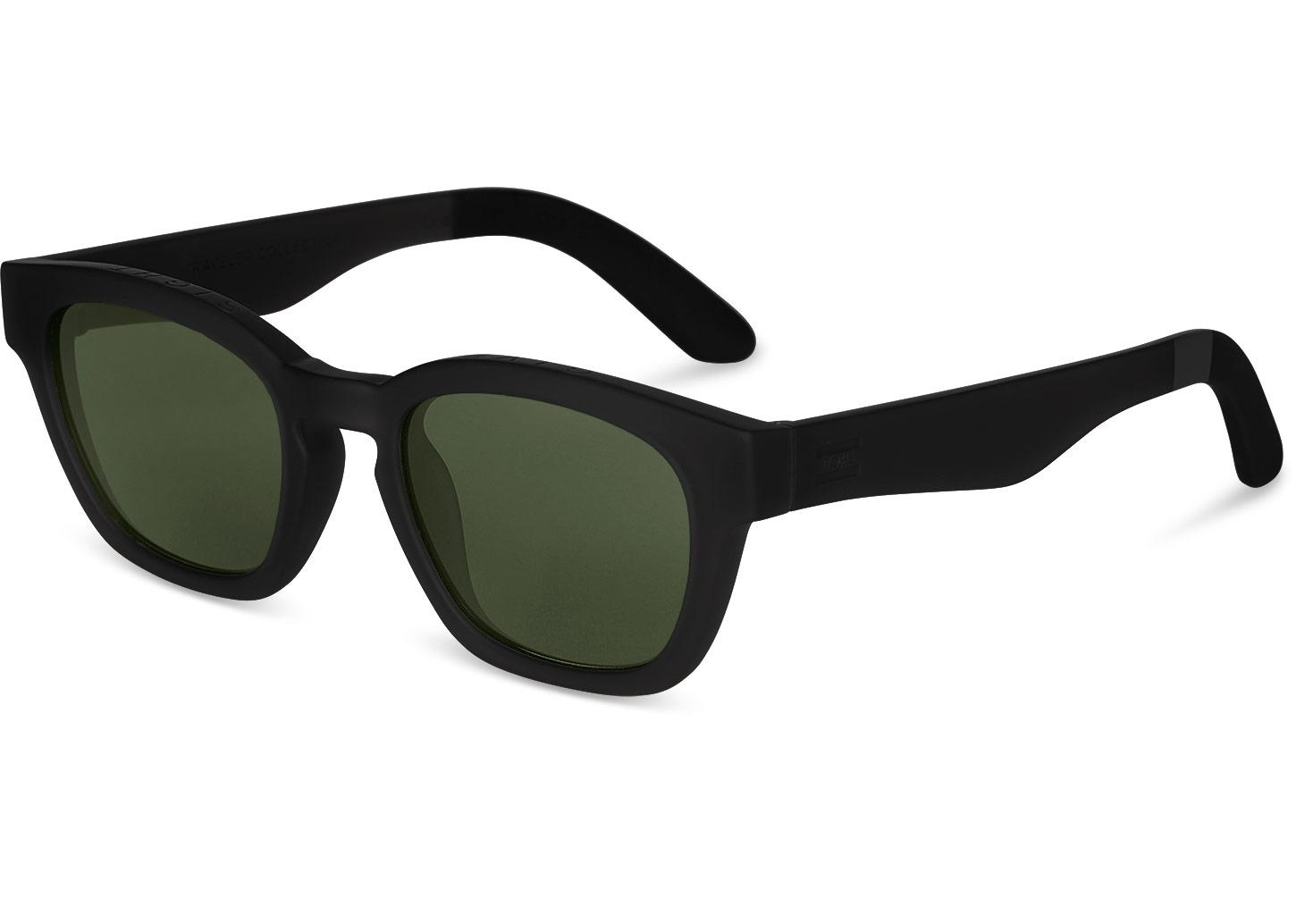 52724239176d TOMS Traveler By Bowery Matte Black Polarized in Black - Lyst