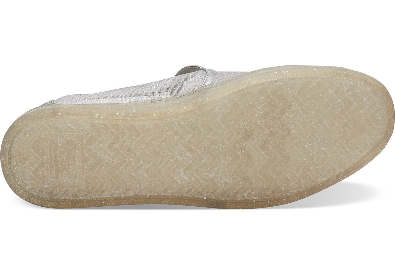 Deconstructed Alpargata Slip
