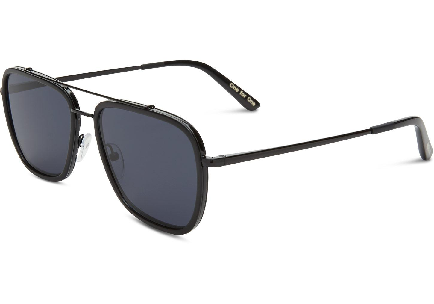 e7ffd6706a4f Lyst - TOMS Irwin Shiny Black in Black for Men - Save 21%