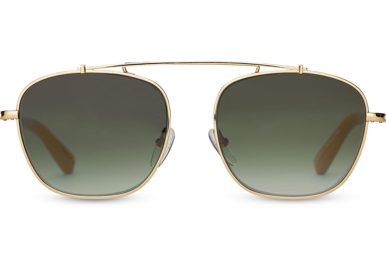 0290c53d58a8 TOMS - Metallic Riley Gold for Men - Lyst. View fullscreen