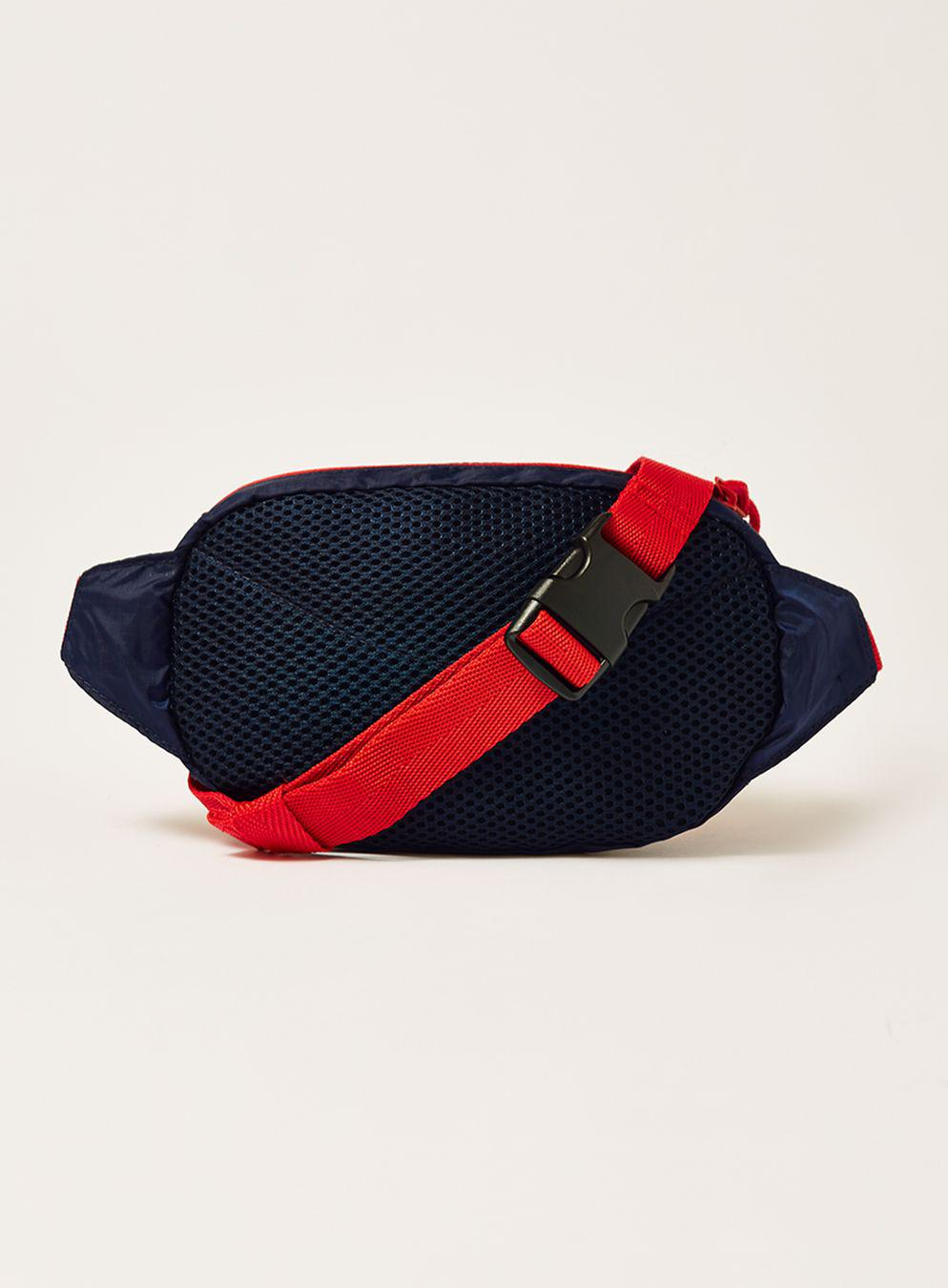 TOPMAN Synthetic Cross Body Bag In in Red for Men