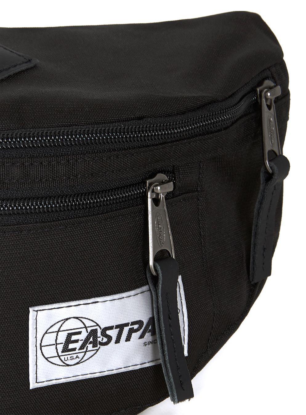 TOPMAN Cotton Eastpak Black Cross Body Bag for Men