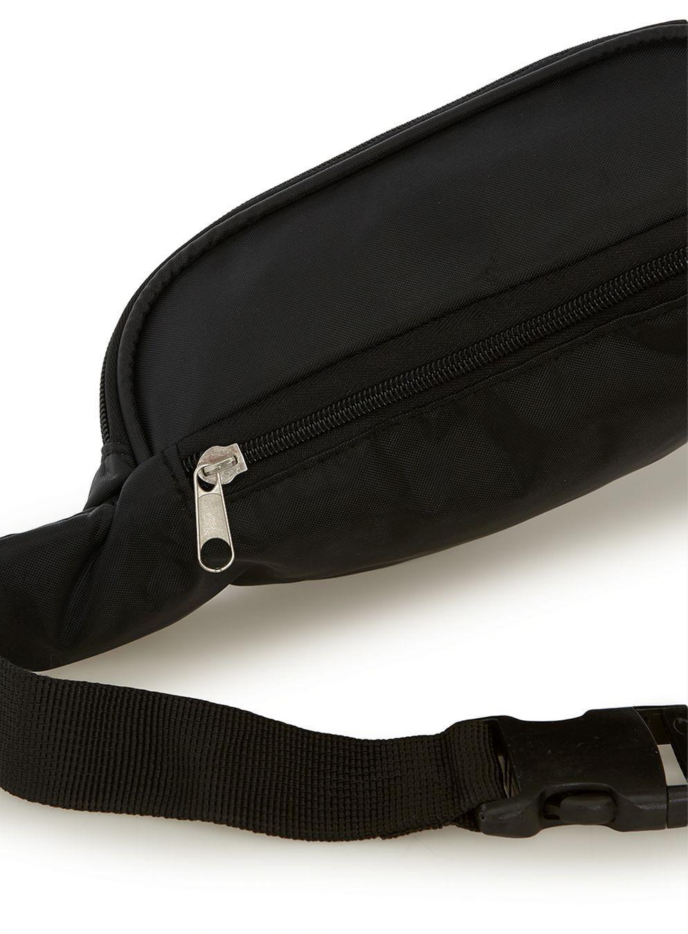 Granted Synthetic Black 'danger' Cross Body Bag for Men