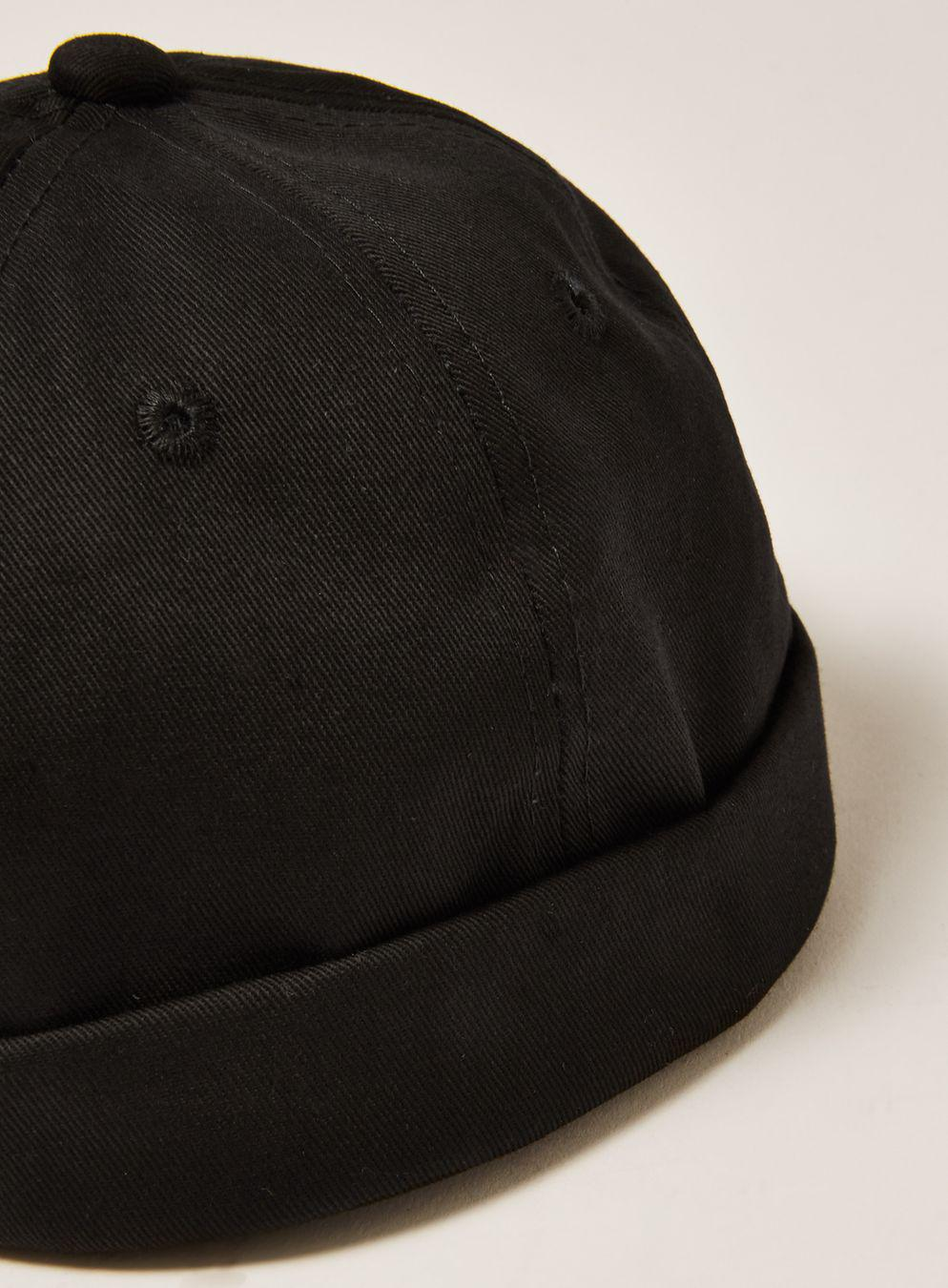 707f9830a8820 Lyst - TOPMAN Nicce Black Mini Docker Hat in Black for Men