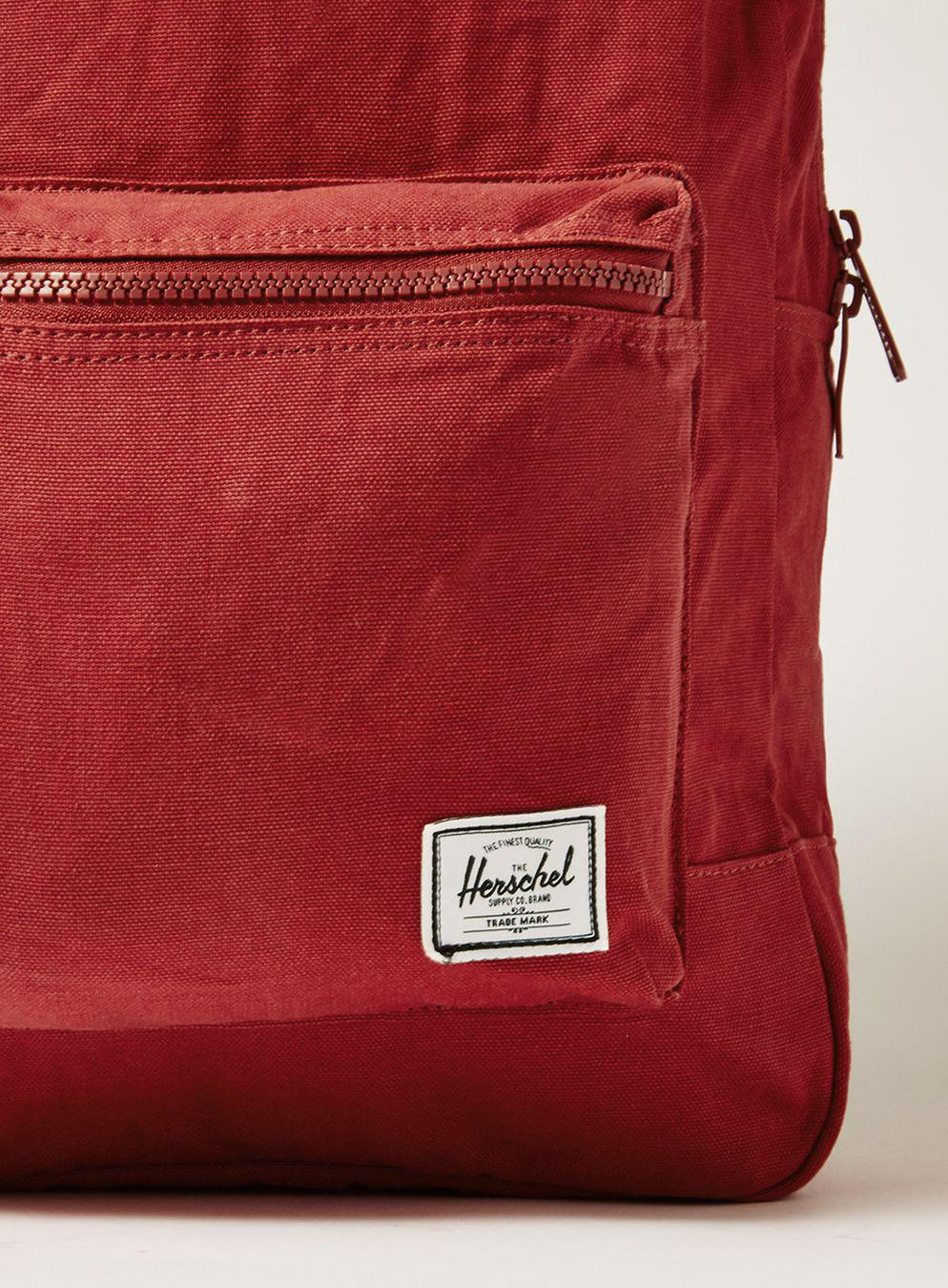 Herschel Supply Co. Cotton Red 'day' Backpack for Men