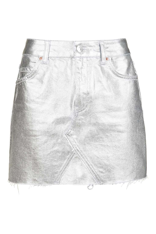 998ba6b11d Topshop Moto Wrap Denim Skirt