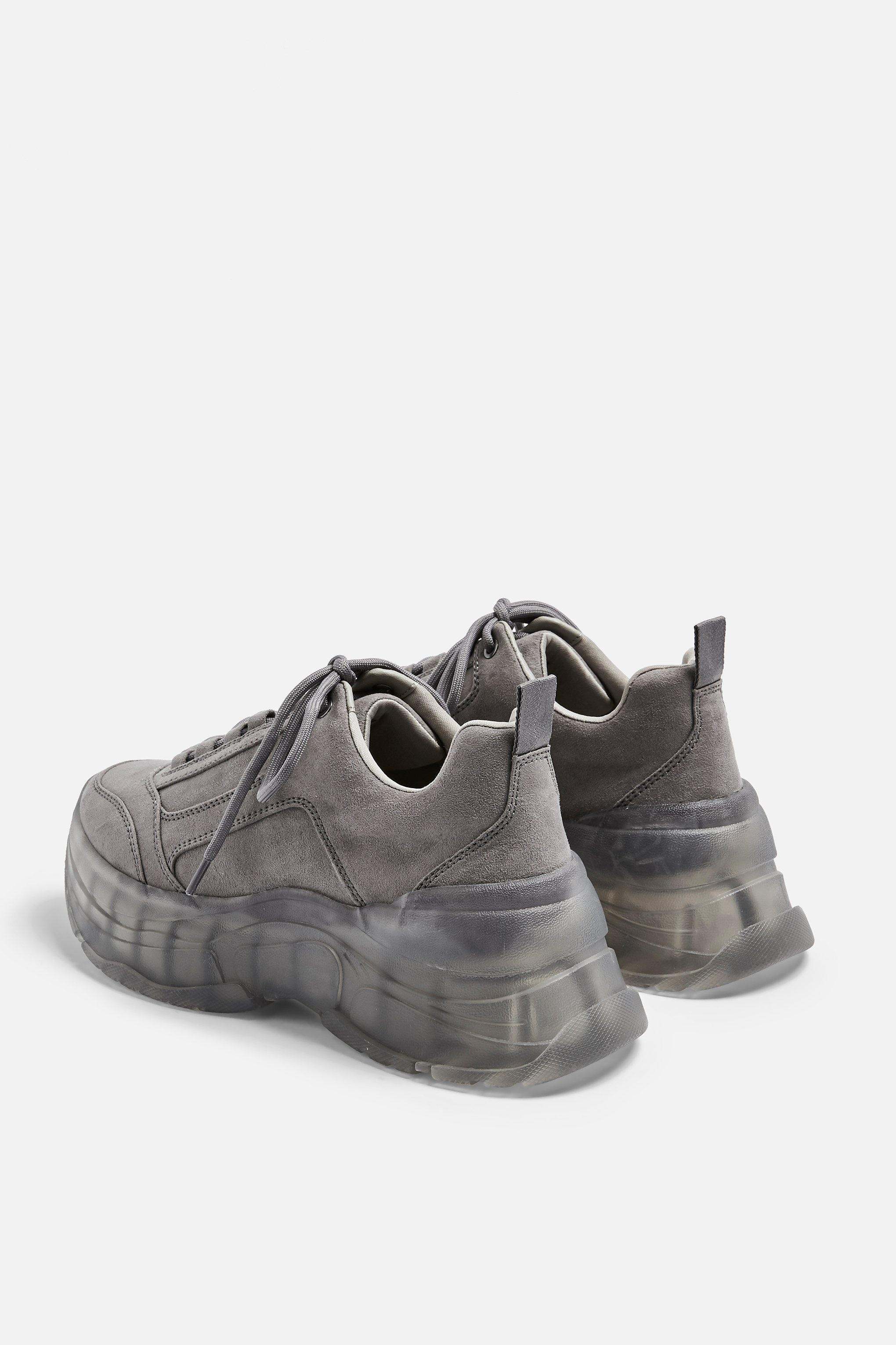 topshop grey trainers promo code for