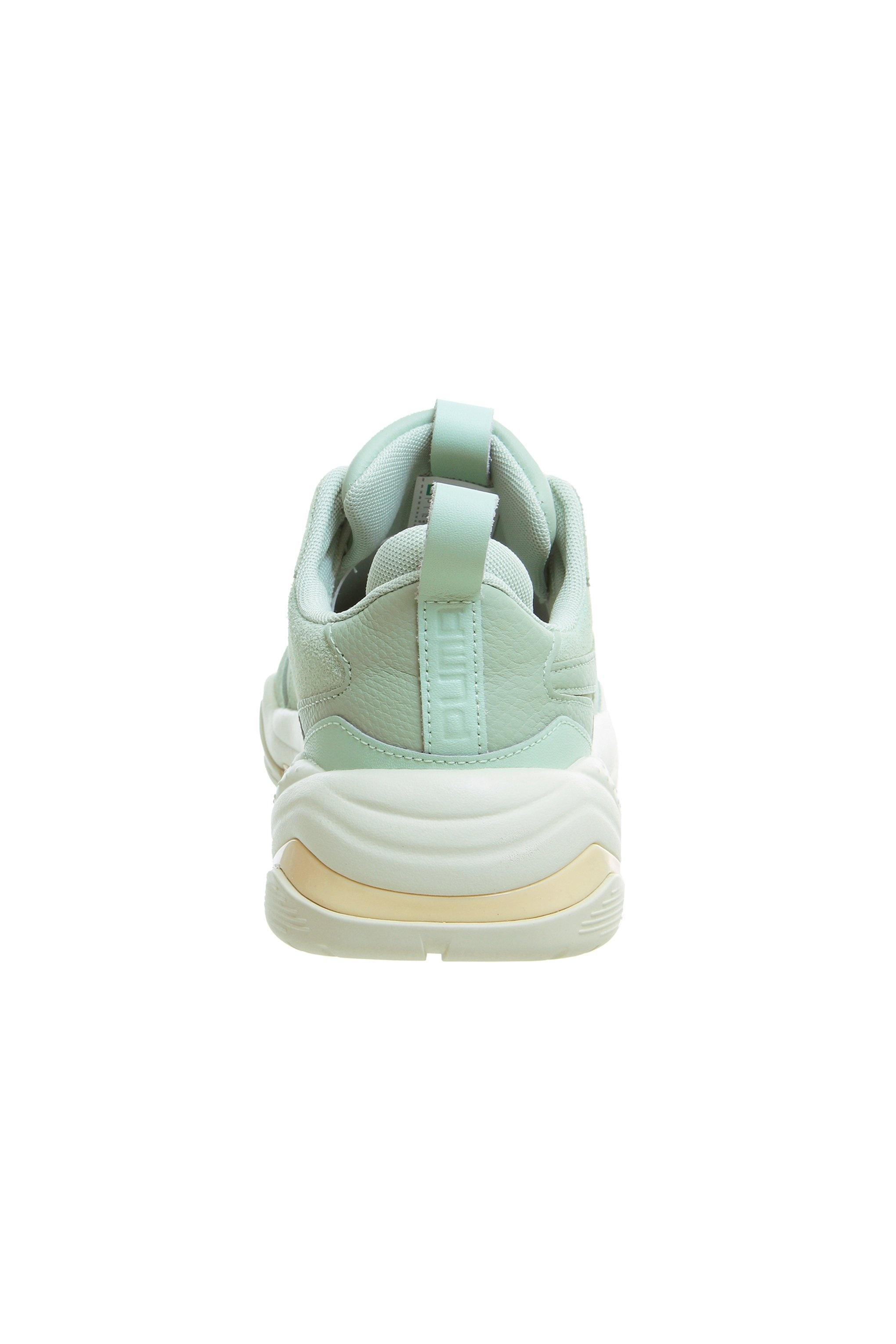 PUMA Leather Thunder Desert Trainers By