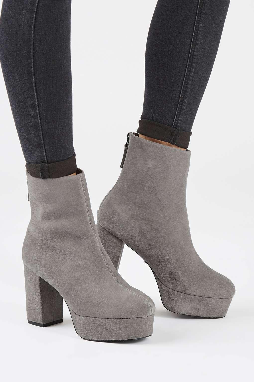 Topshop North Shoe Boots