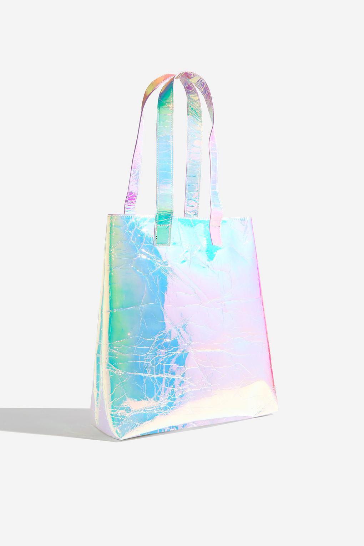 Skinnydip London Shine Tote Bag in Blue