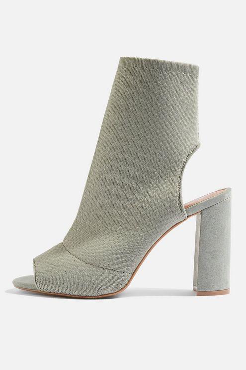 TOPSHOP Sister Sock Boots