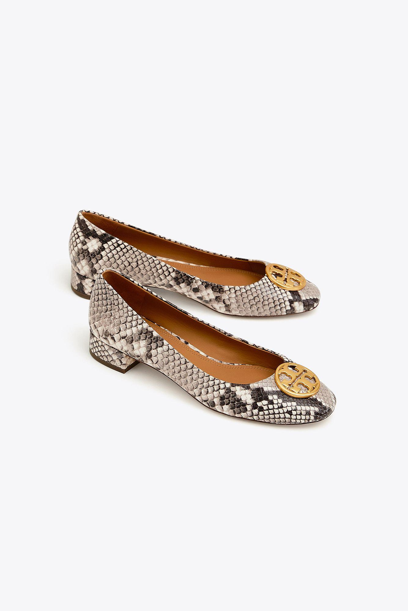 Tory Burch Leather Chelsea Embossed