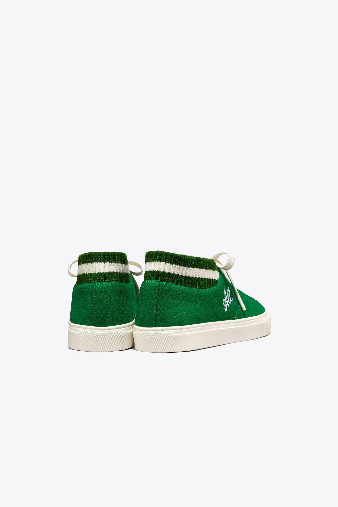 b8498728643b97 ... Tory Burch Love All Sneakers - Lyst. View fullscreen