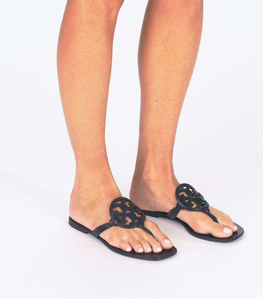 Tory Burch Miller Square-toe Sandals