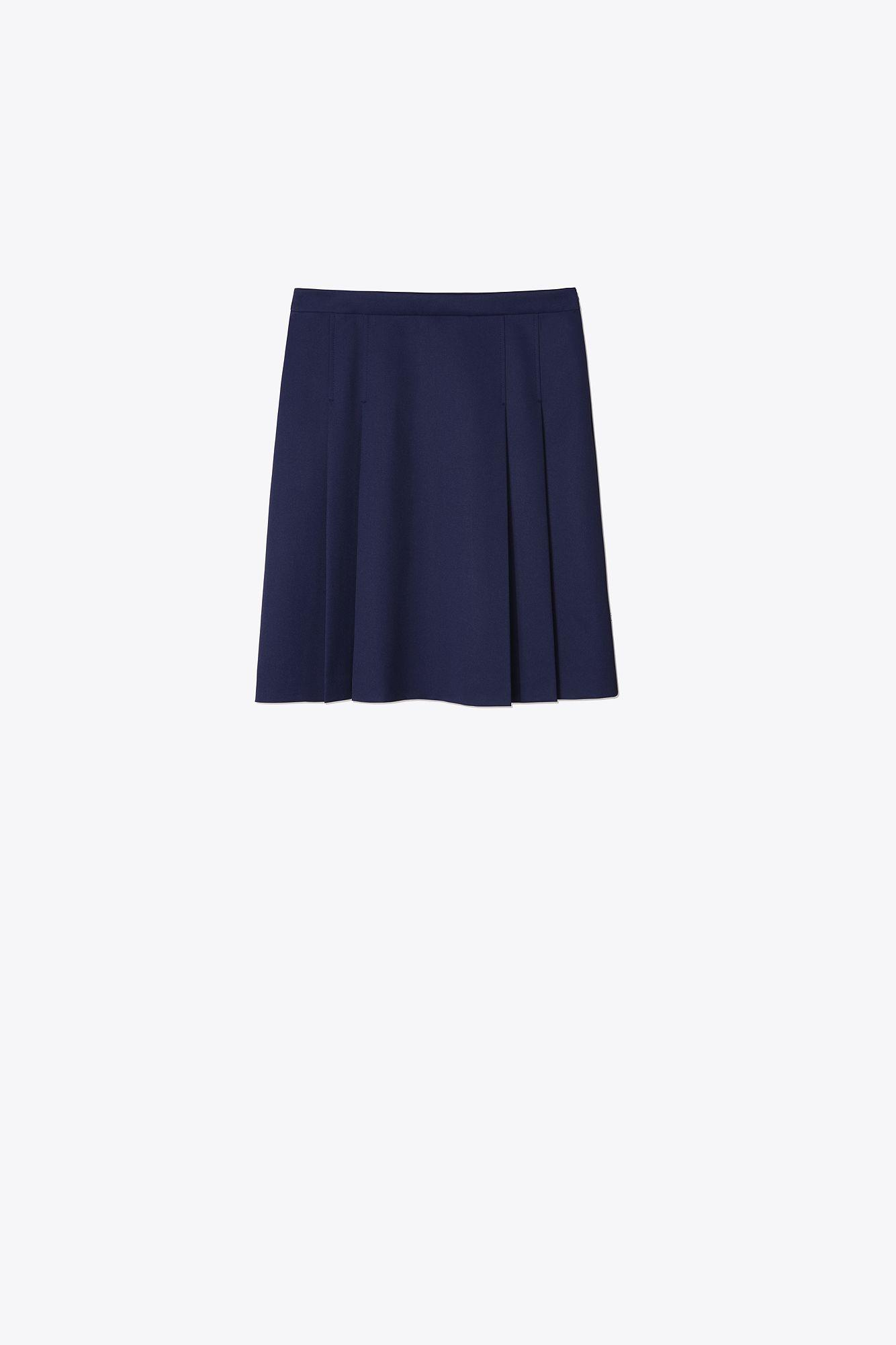 fe497b3e26 Tory Sport Tech Twill Golf Skirt | 405 | Skirts in Blue - Lyst