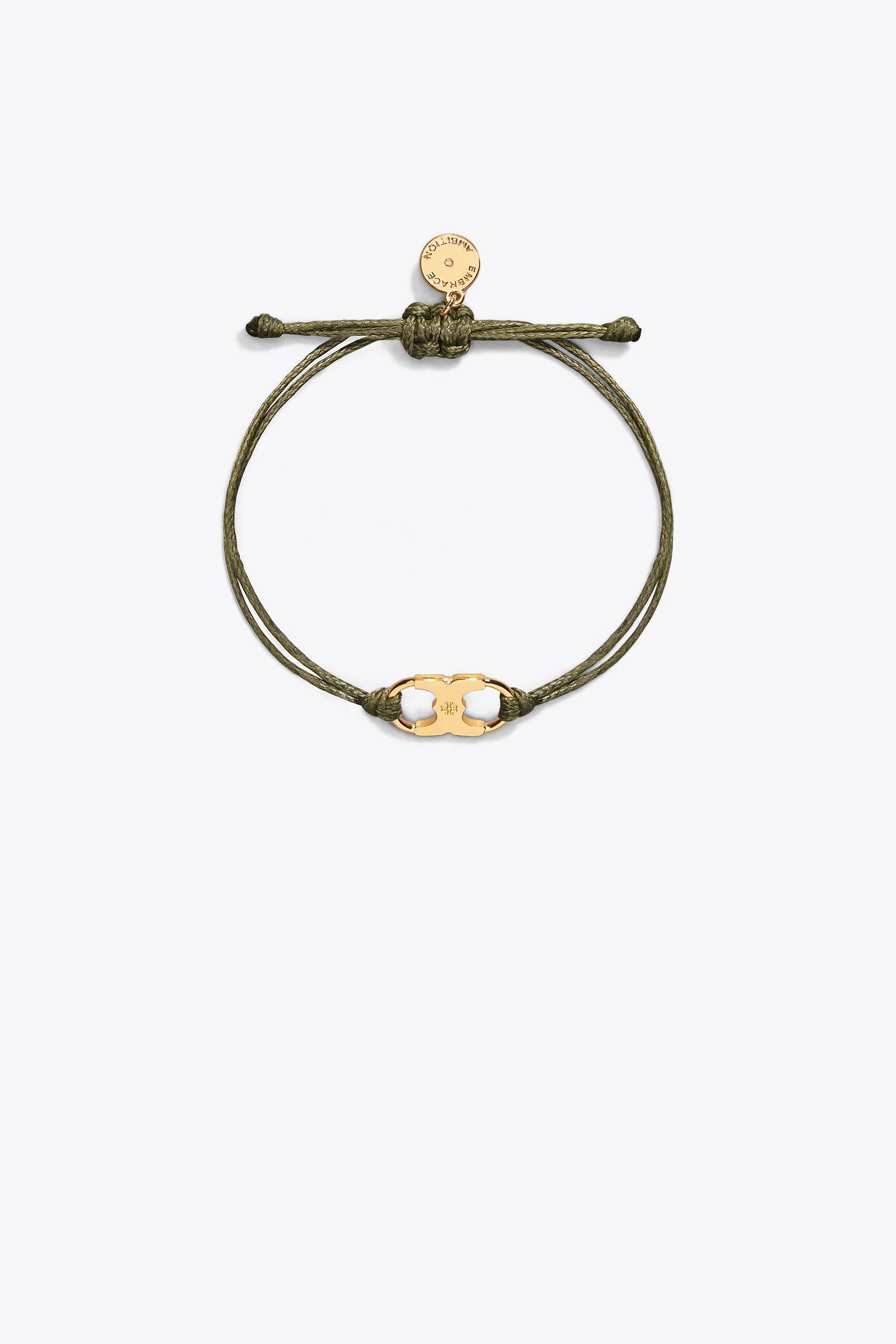 7dd6b714f808c Tory Burch Metallic Embrace Ambition Bracelet