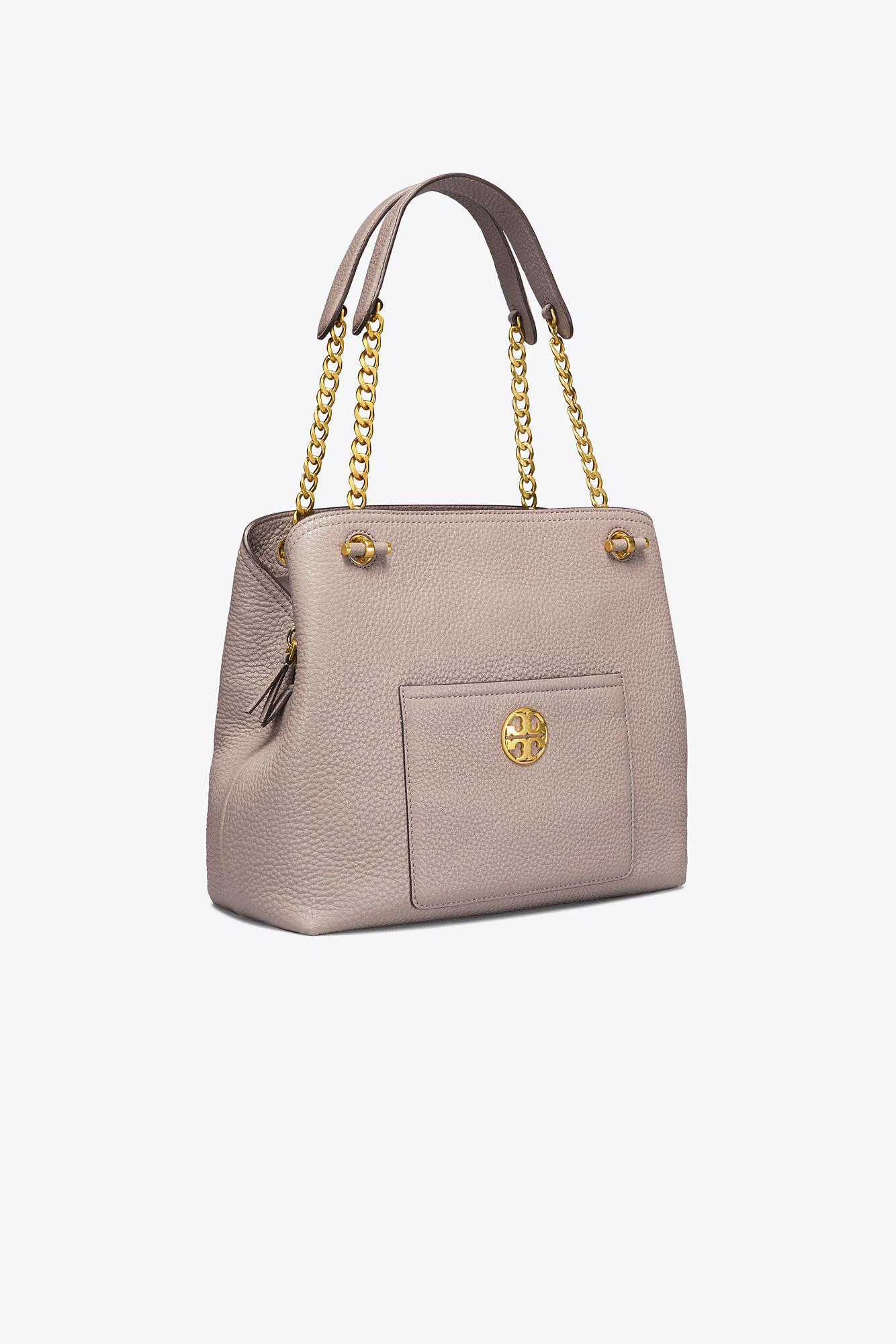 be149ac7e338 Tory Burch Chelsea Small Slouchy Tote - Lyst