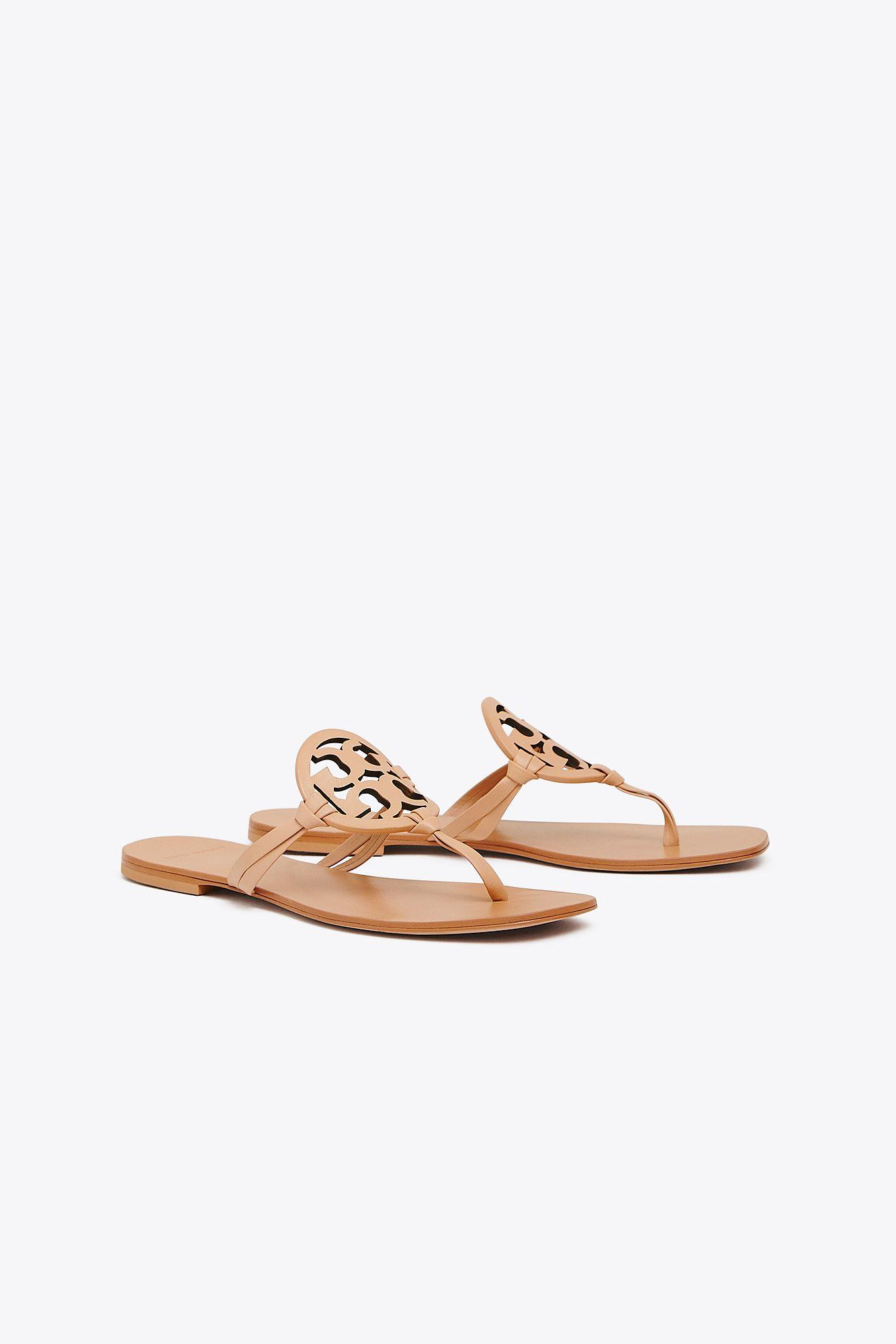 4897394f11b Tory Burch. Women s Miller Square-toe Sandal