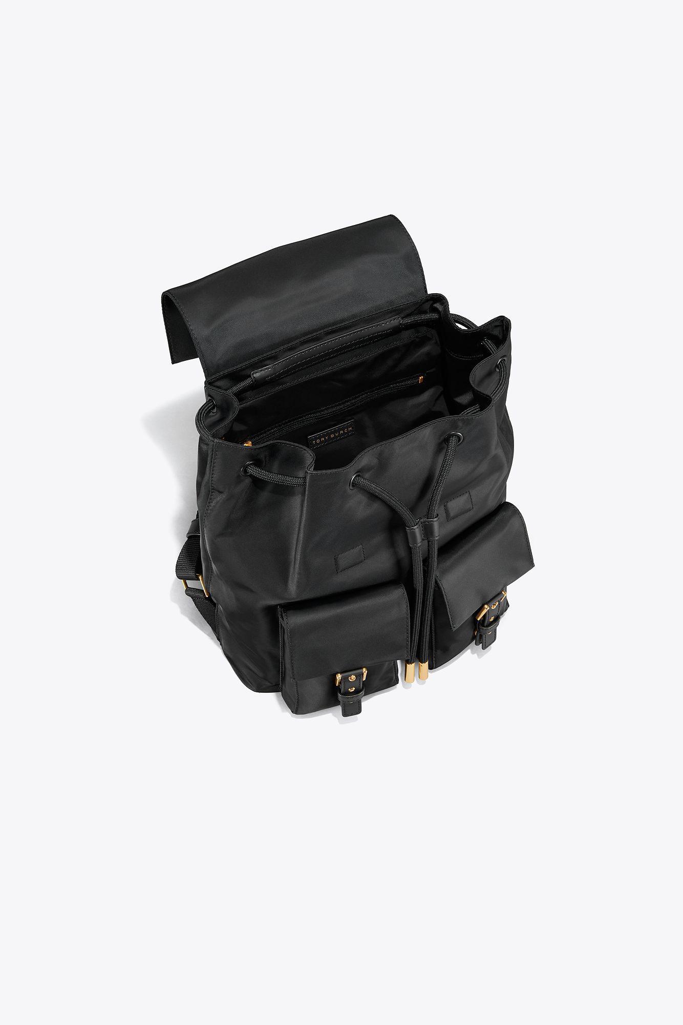 843adfea23fd Tilda Nylon Flap Backpack- Fenix Toulouse Handball