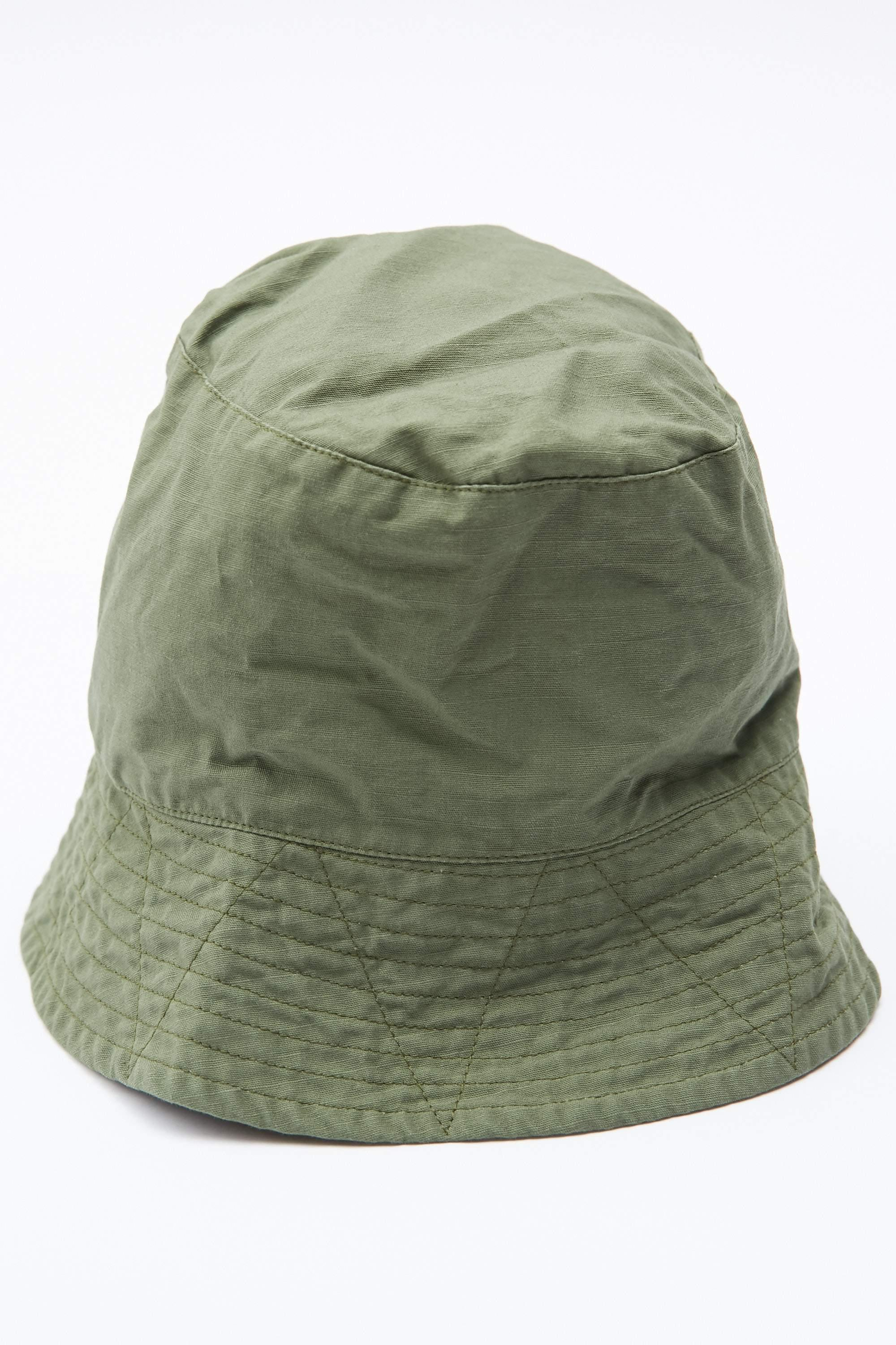 LE Olive Ripstop Snapback