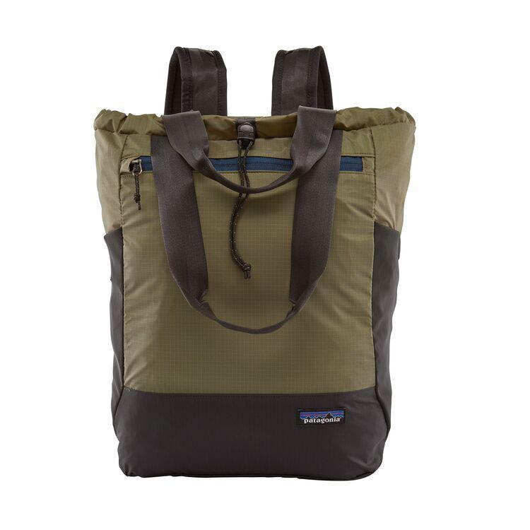 Ultralight Black Hole Tote Pack 27l Sage Khaki
