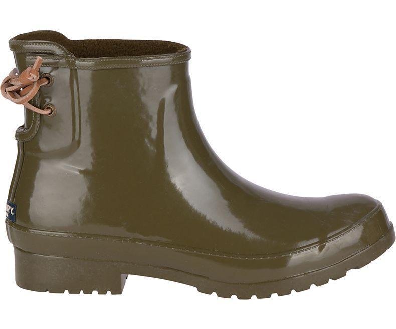 Walker Turf Rain Boot in Olive (Green