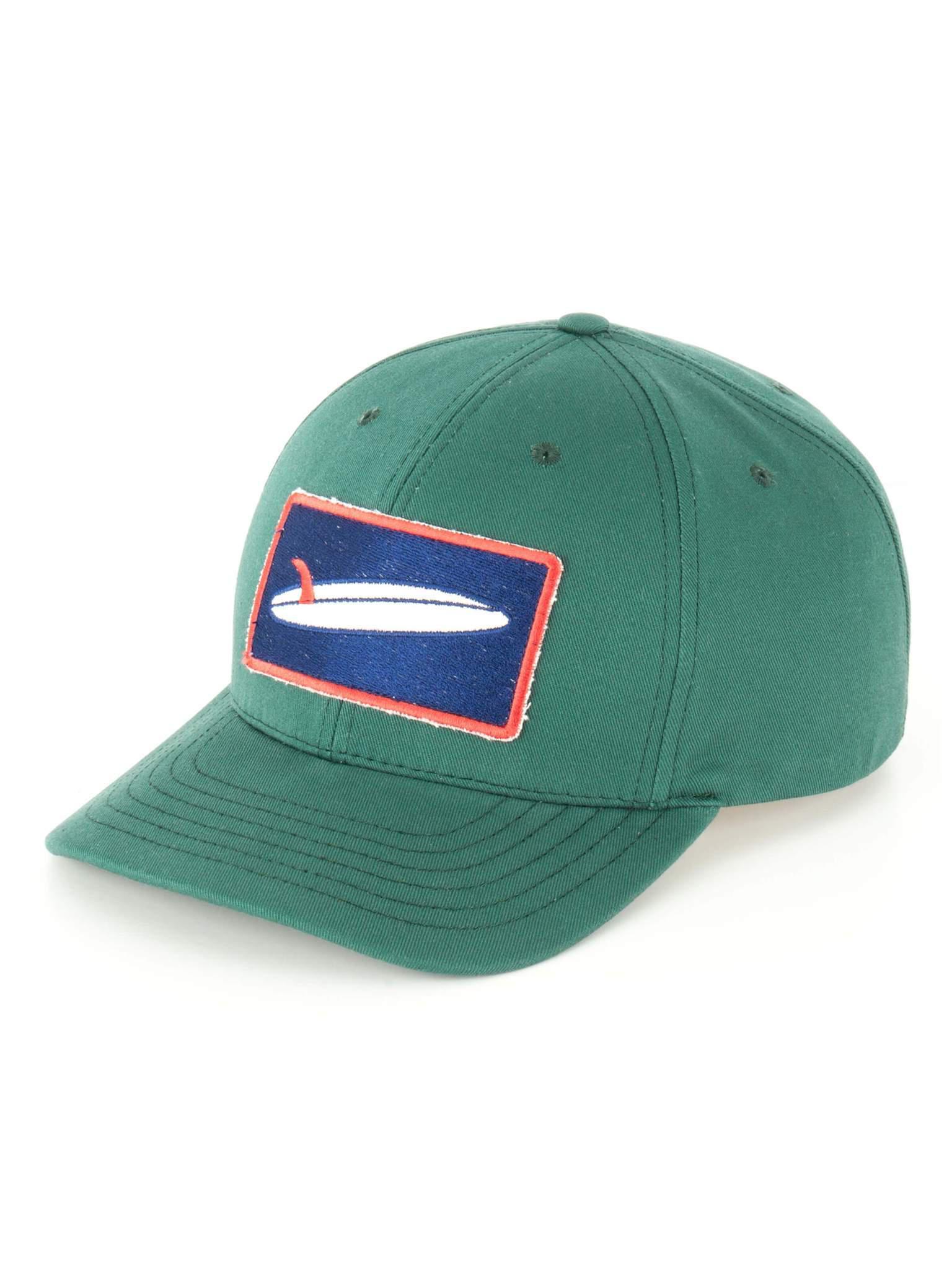 8e127497388 Lyst - Mollusk Single Track Mind Hat in Green for Men