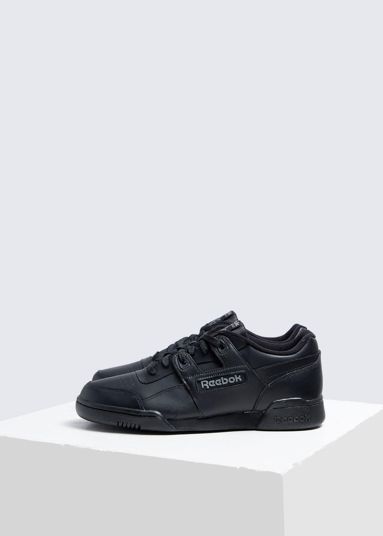 Reebok Workout Plus in Black for Men - Lyst 45d9213c8