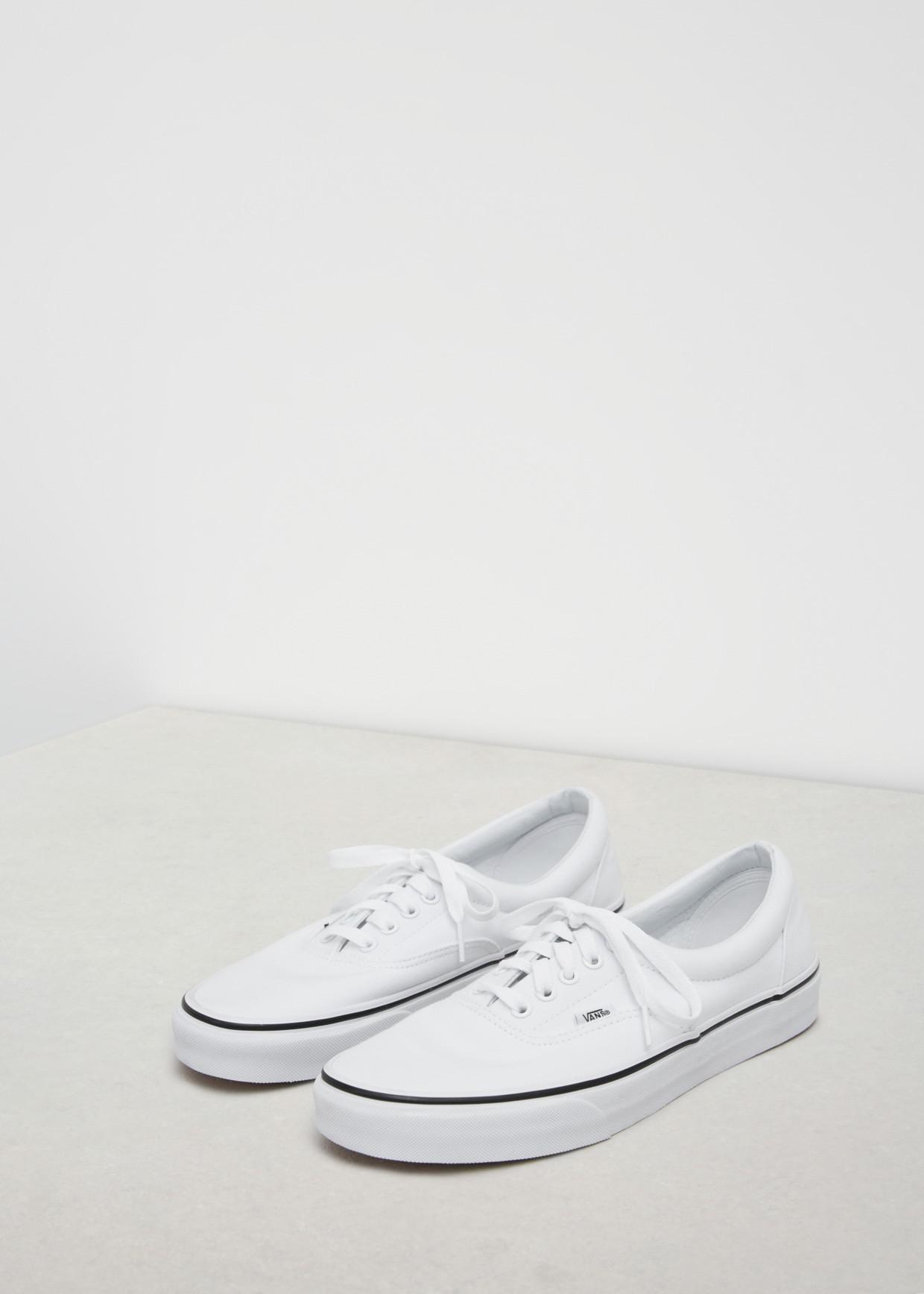 5e34e756395 Lyst - Vans True White Ua Era Sneaker in White for Men