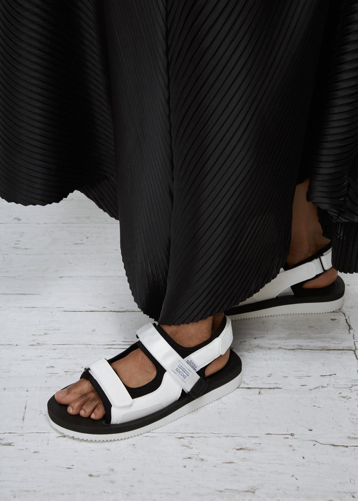 67b0696be757 Lyst - Suicoke White Was-v in White