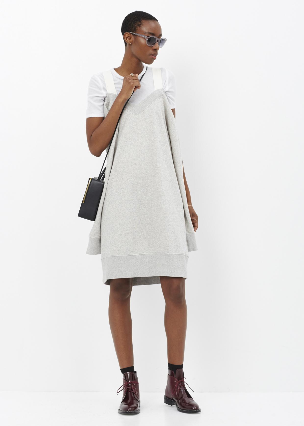 Womens Liquid Satin Convertible Dress Maison Martin Margiela nZI7ZHVd