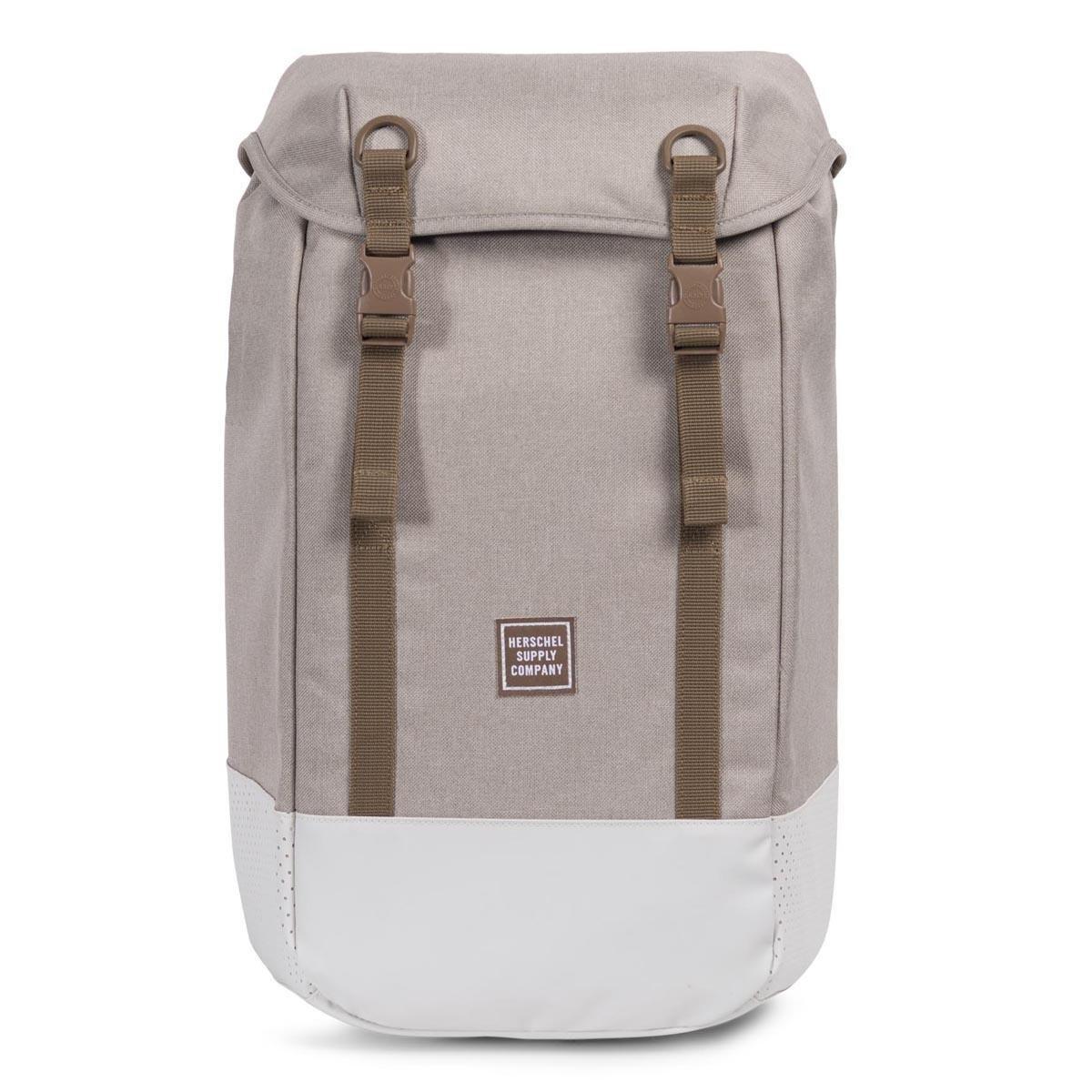 d1673683f3 Herschel Supply Co. Women s Natural Light Khaki Crosshatch Iona Backpack
