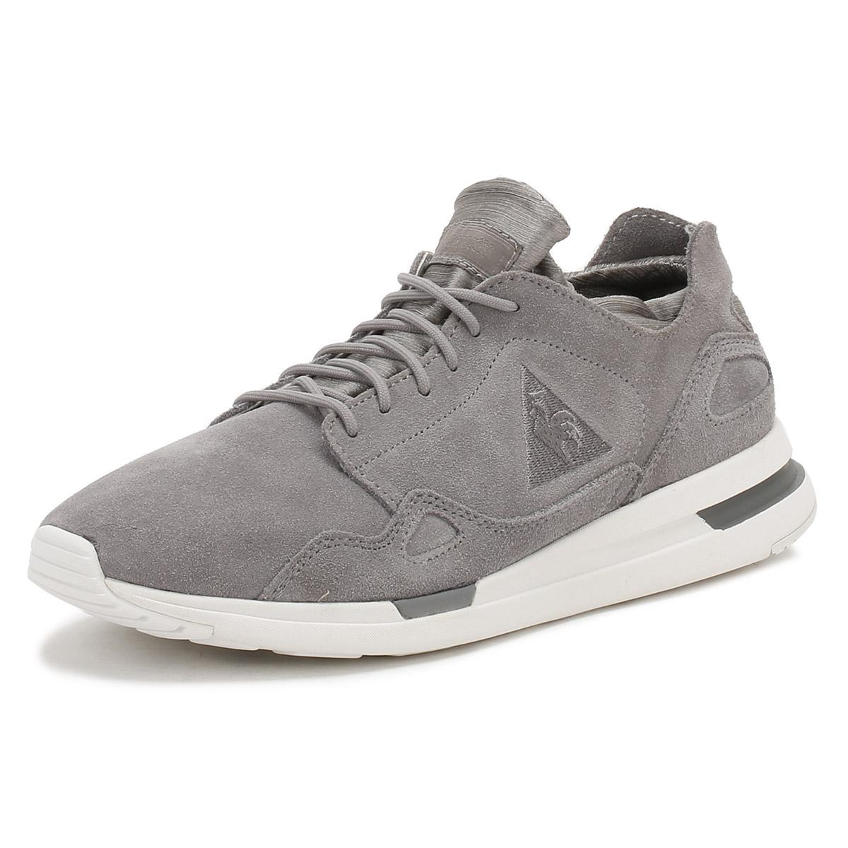 f01a236095bb Le Coq Sportif - Womens Frost Gray Lcs R Flow W Trainers for Men - Lyst.  View fullscreen