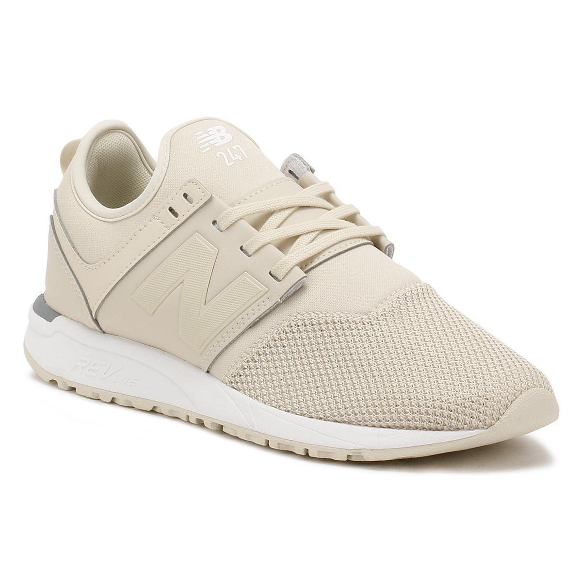 new balance beige trainers women