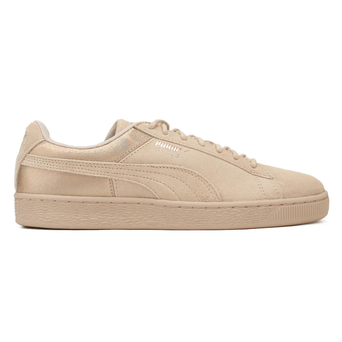 Suede Lunalux Wn's Trainers