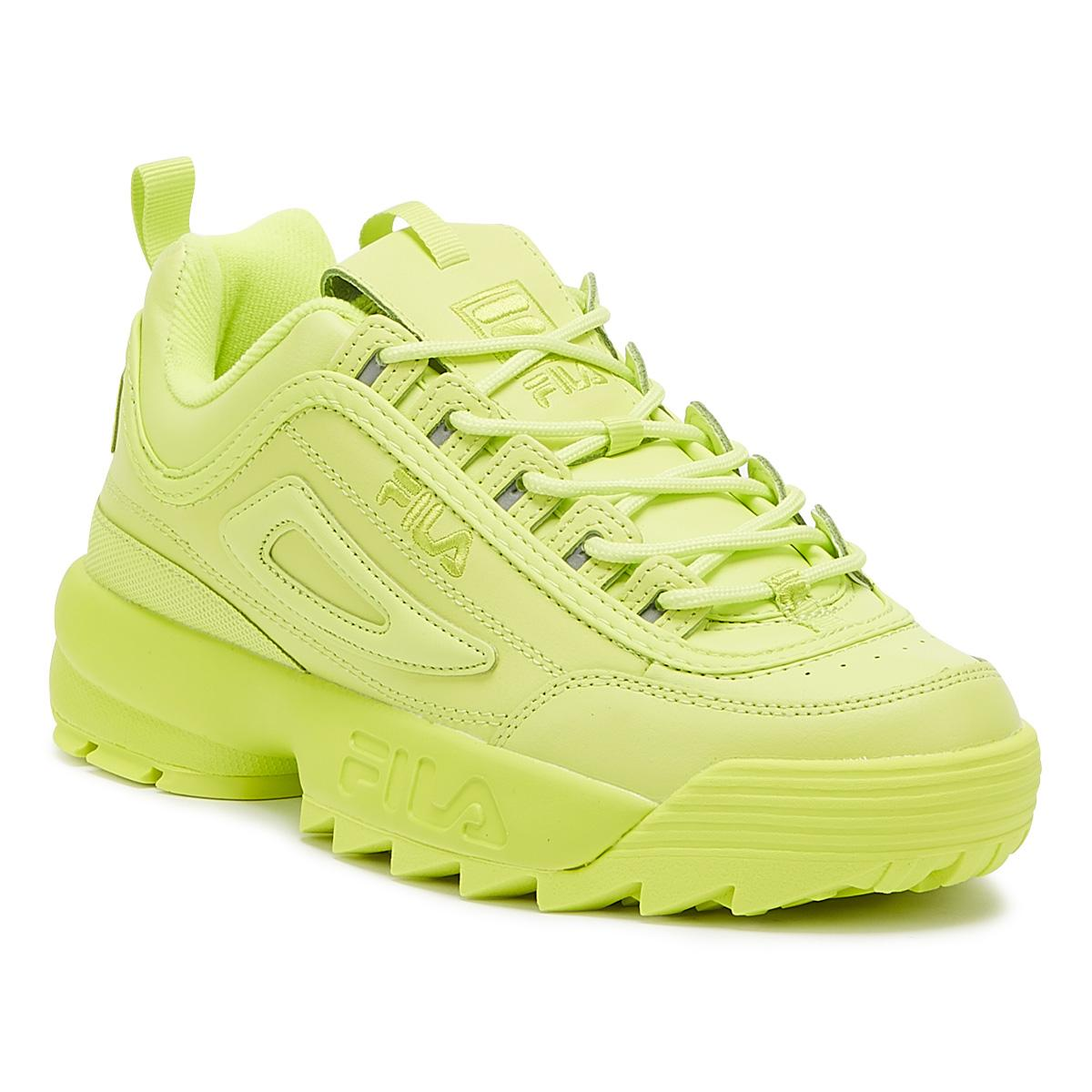 various colors sophisticated technologies unbeatable price Disruptor Premium Green Trainers