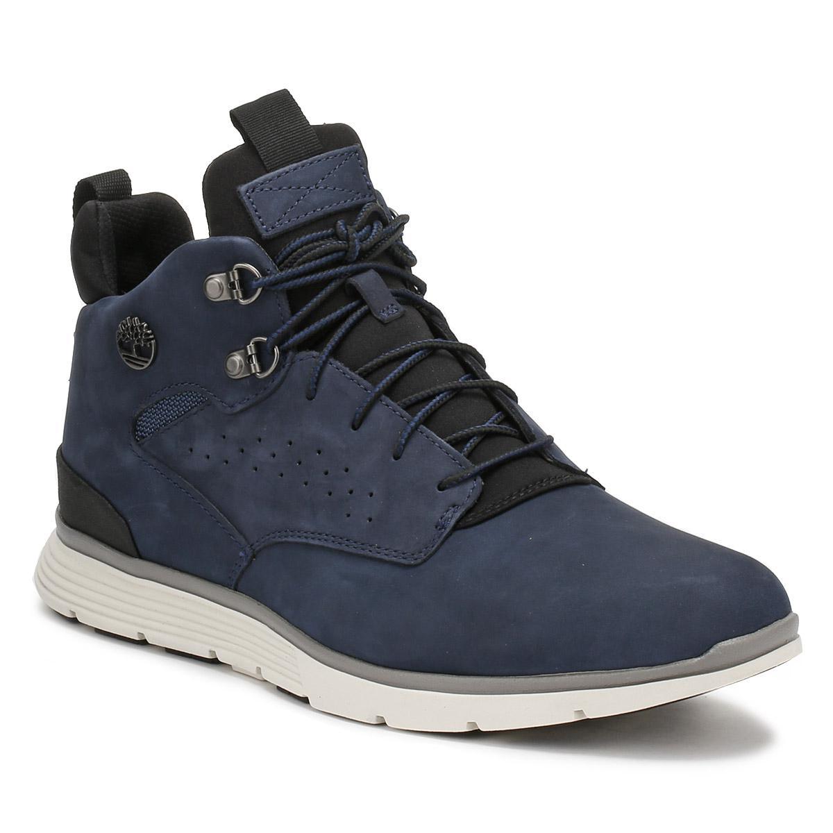 purchase original exclusive shoes most reliable Mens Navy Killington Hiker Chukka Boots