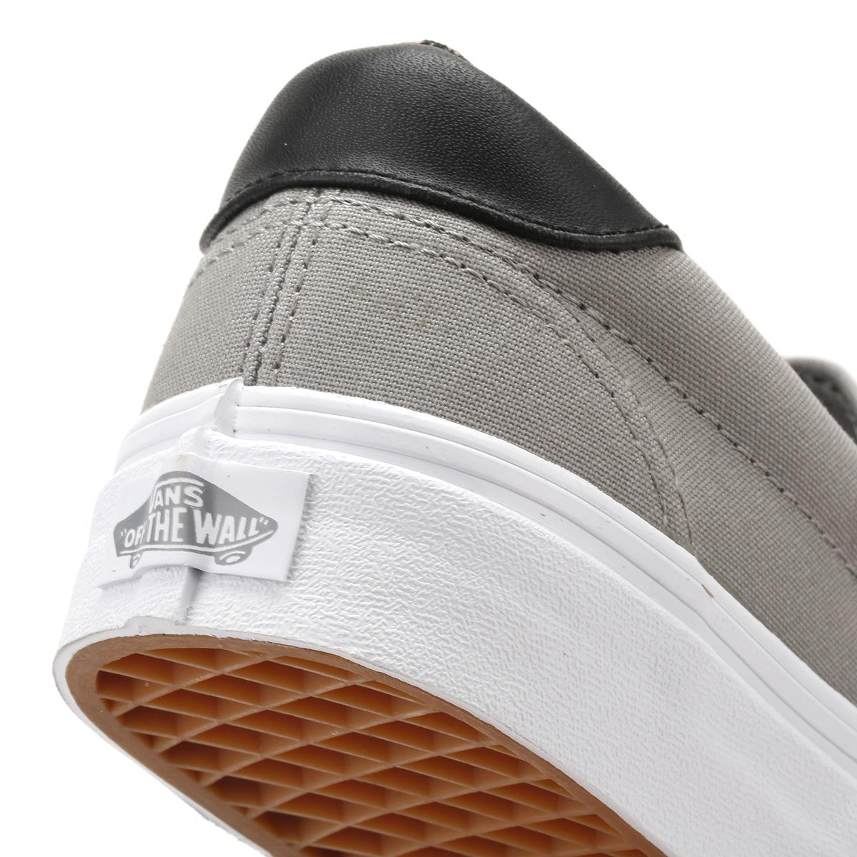 a8ebcf44ad Vans Mens Dolphins wild Dove Slip-on 59 Trainers in Gray for Men - Lyst