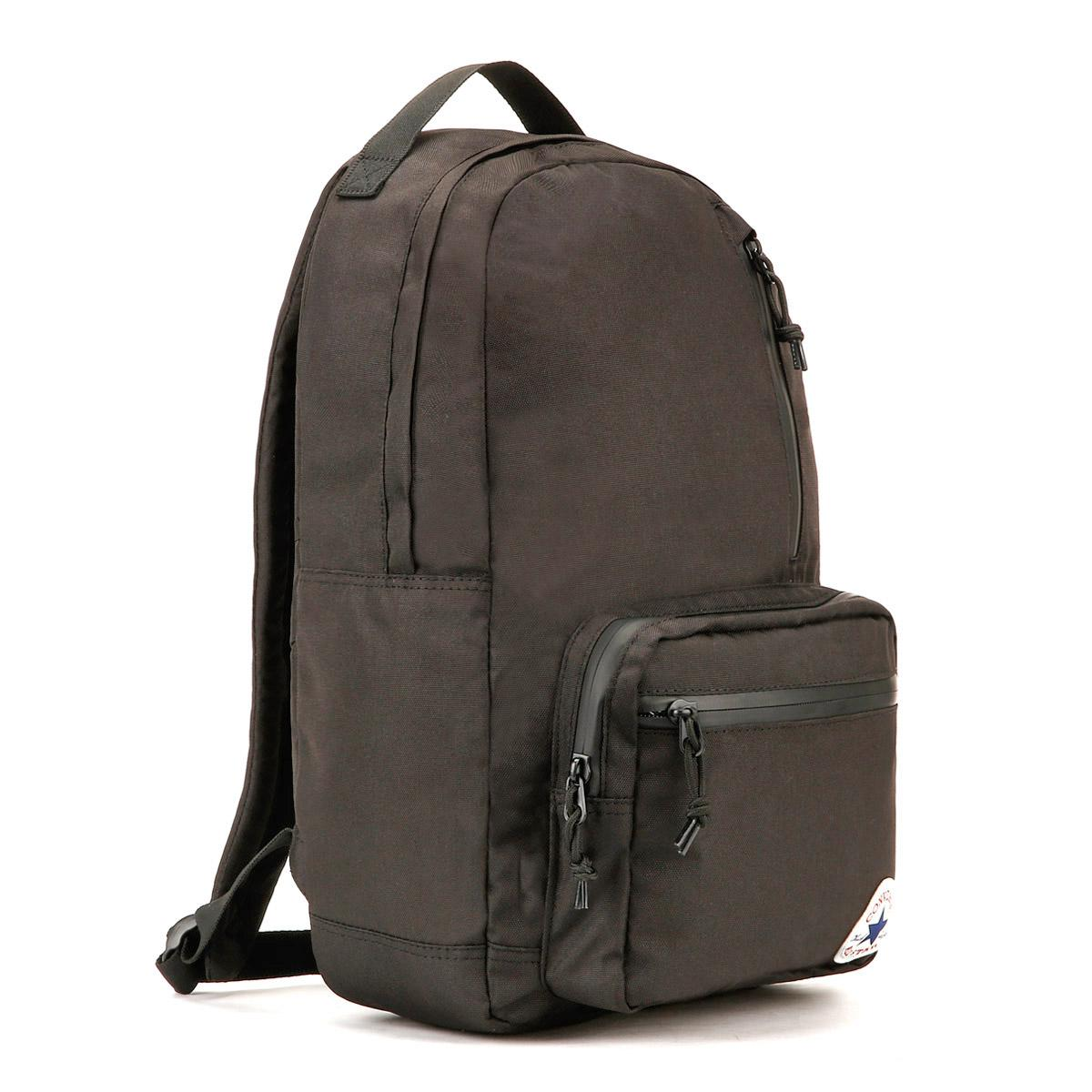 Lyst Converse Black The Go Backpack In Black For Men