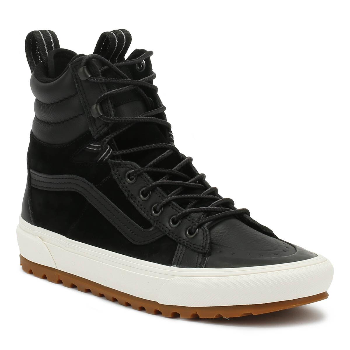 popular brand really cheap free delivery Sk8-hi Mte Dx Black Boots