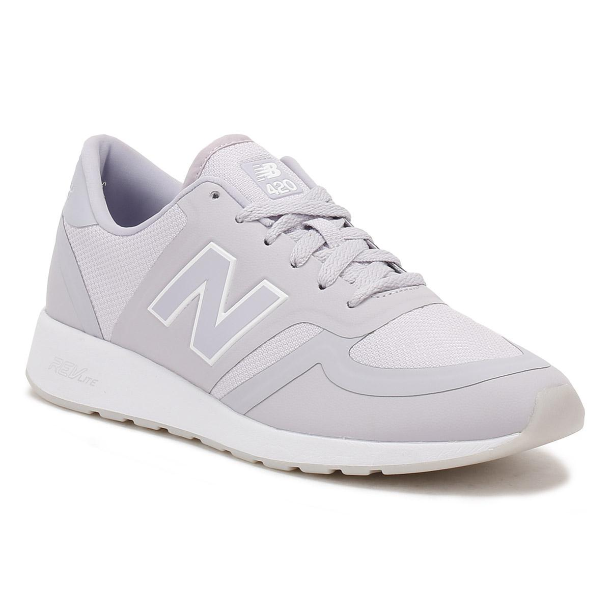 Free Shipping Best Sale Marketable Womens 420 Re-Engineered Trainers New Balance WQfcllPsQ2