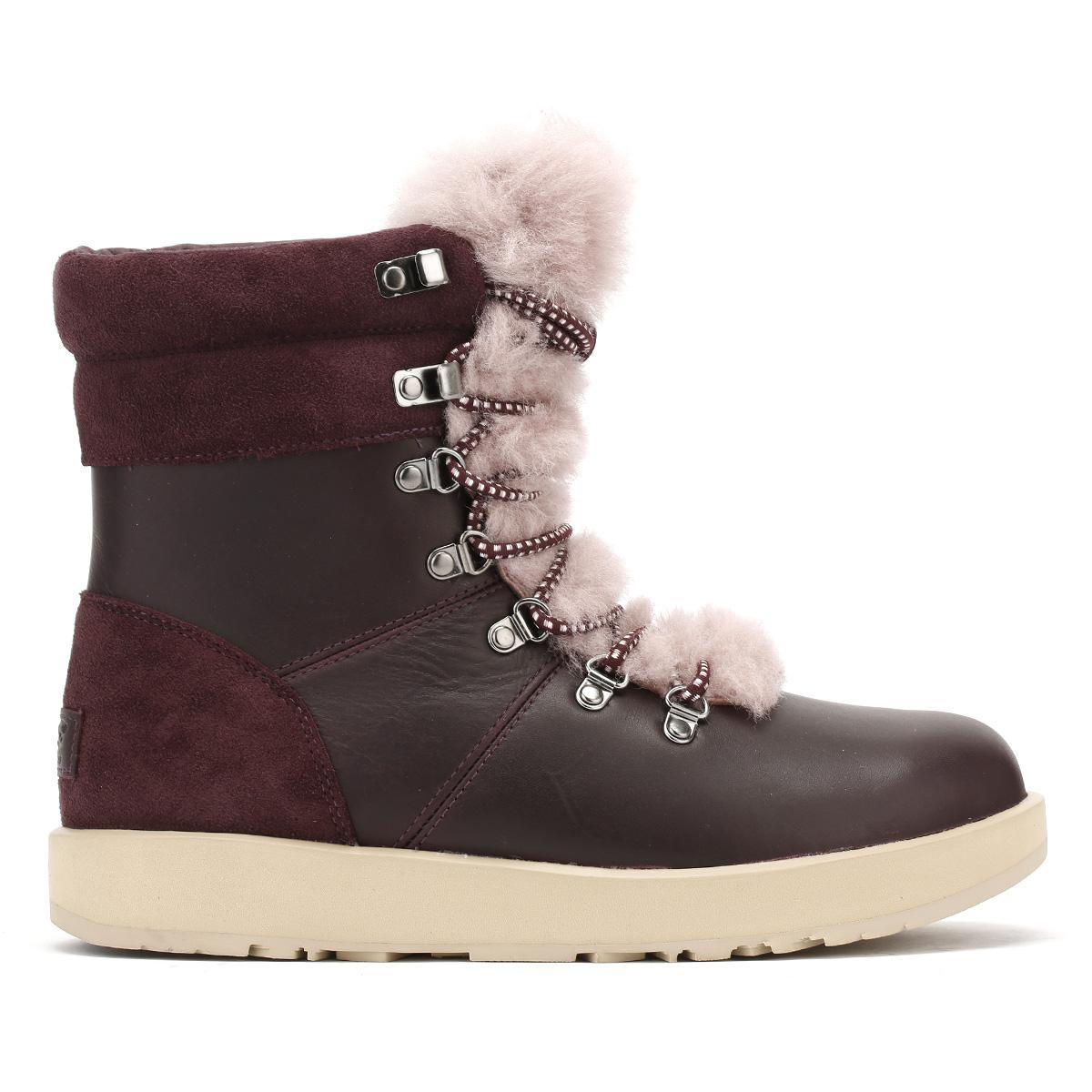 603062656e5 Ugg Multicolor Ugg Womens Port Black Viki Waterproof Boots