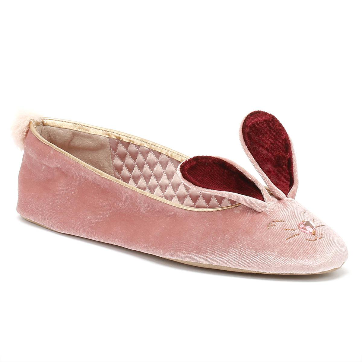 2f83666801dd Lyst - Ted Baker Bhunni Womens Rose Slippers in Pink