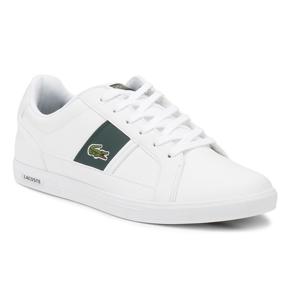 lacoste europa trainers - 53% OFF